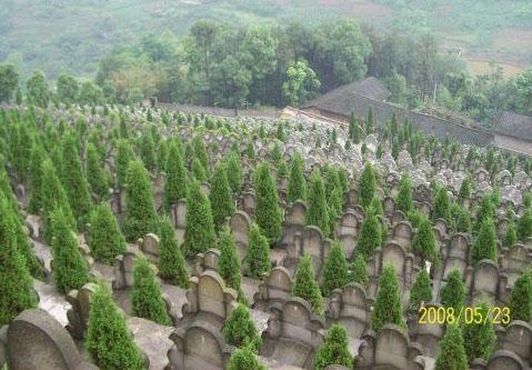 重庆巴南区天文公墓 第17张