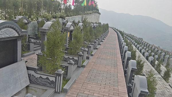 重庆北碚莲界生态陵园 第2张