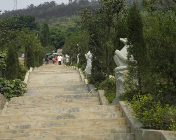 重庆九龙坡仙女山公墓 第11张