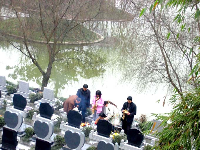 重庆九龙坡龙台山陵园 第8张