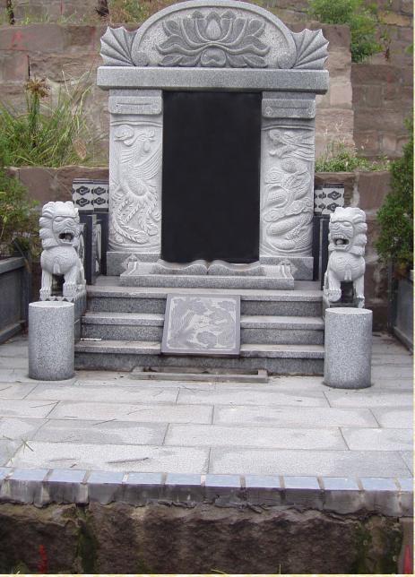 重庆九龙坡金银山公墓 第9张