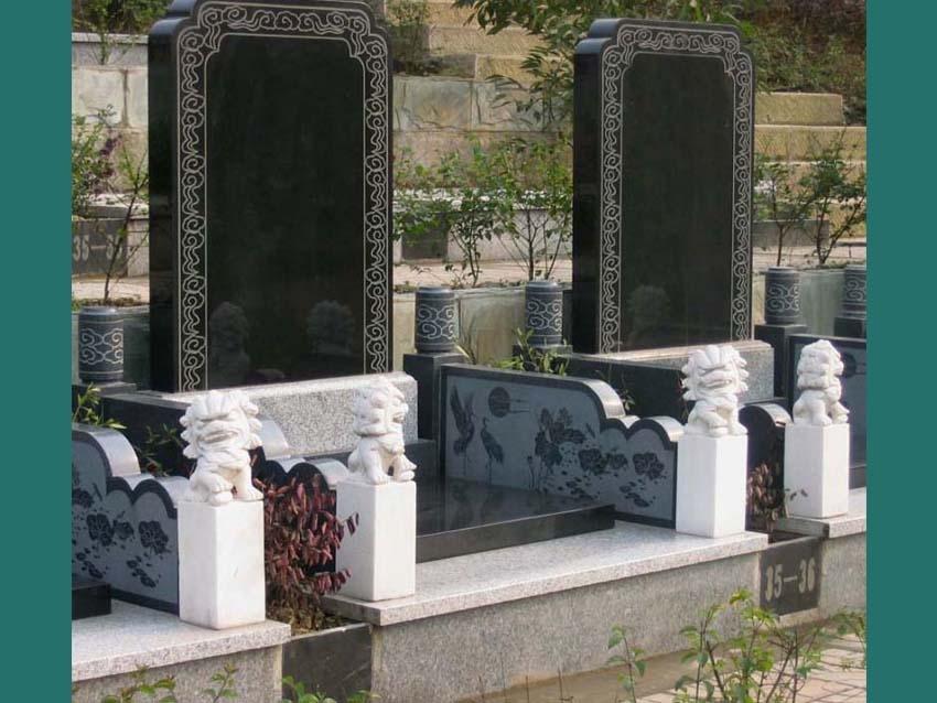 重庆巴南区龙望山公墓 第2张