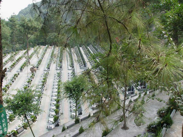 重庆市沙坪坝区松鹤陵园 第23张