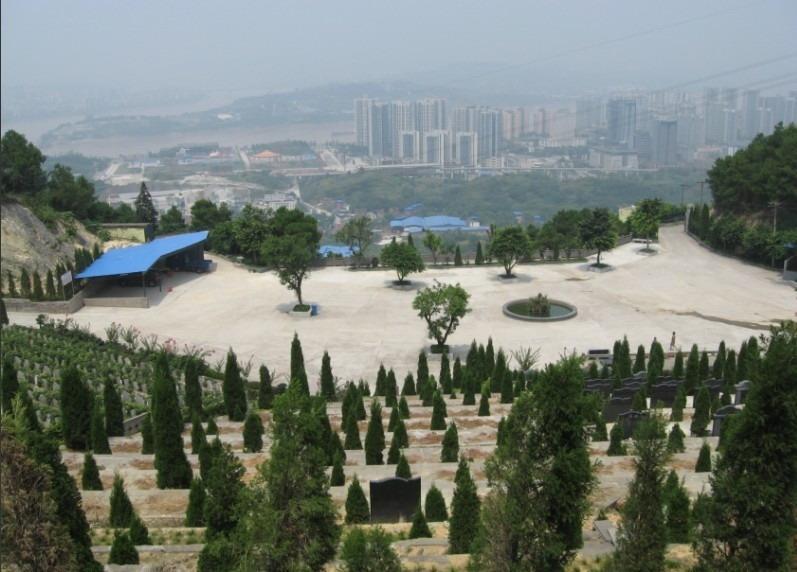 重庆市巴南区金山公墓 第20张