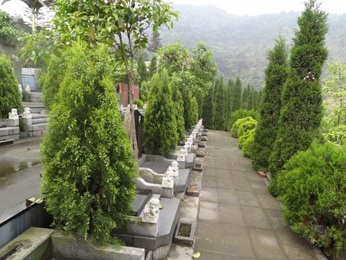 重庆巴南区天文公墓 第13张