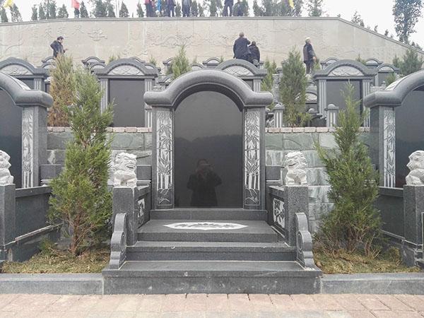 重庆北碚莲界生态陵园 第4张