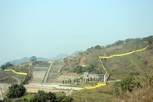 重庆九龙坡奇峰山陵园 第11张
