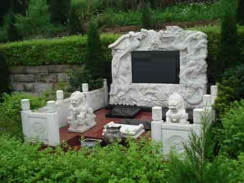 重庆巴南区龙望山公墓 第10张