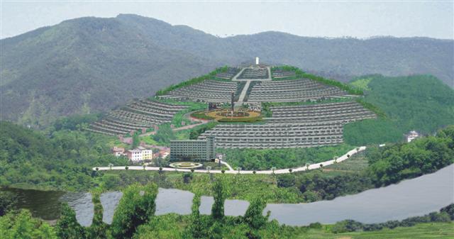 重庆艮灵山陵园 第11张