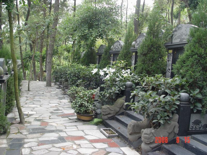 重庆市沙坪坝区松鹤陵园 第18张