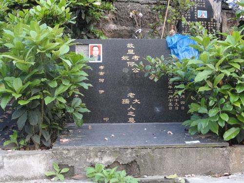 重庆巴南区燕尾山公墓 第6张