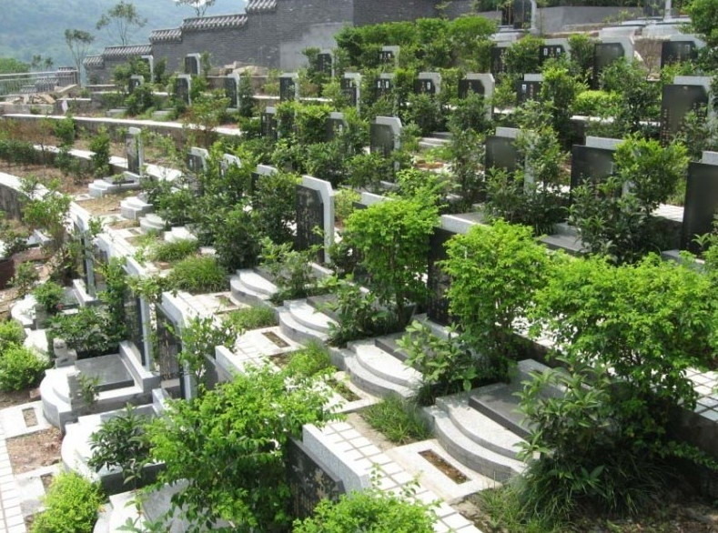 重庆巴南区燕尾山公墓 第16张