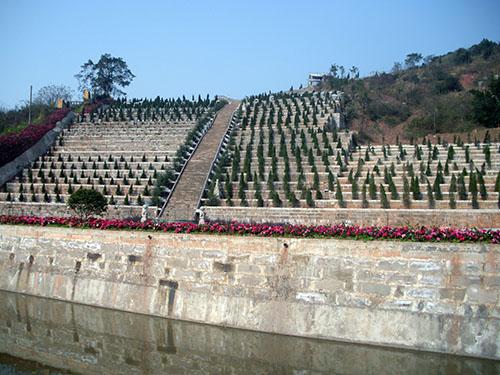 重庆九龙坡奇峰山陵园 第14张
