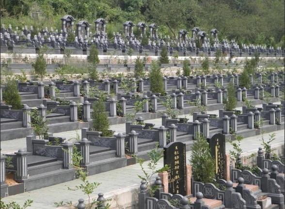 重庆九龙坡仙女山公墓 第15张