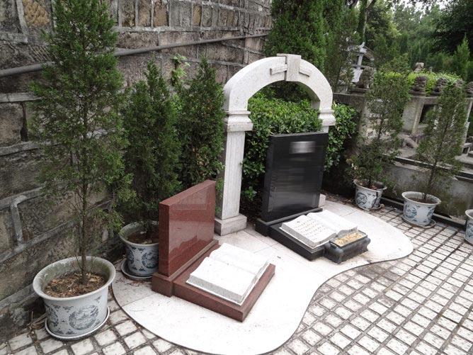 墓型图片信仰墓3