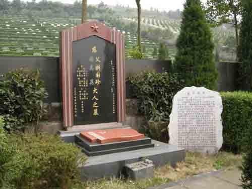 重庆九龙坡龙台山陵园 第5张