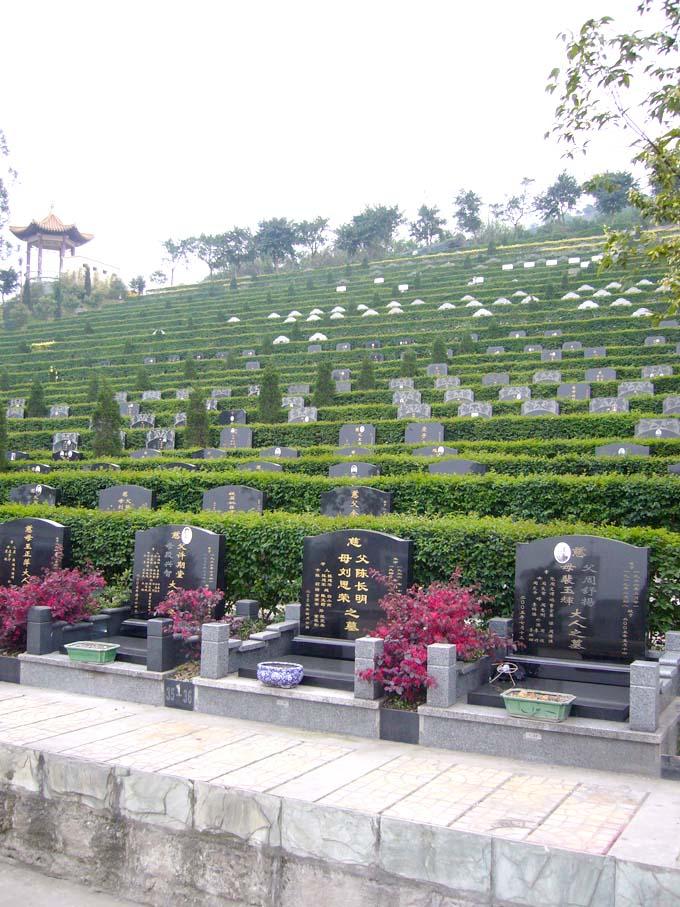 重庆巴南区龙望山公墓 第14张