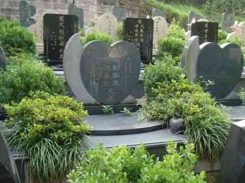 重庆九龙坡龙台山陵园 第1张
