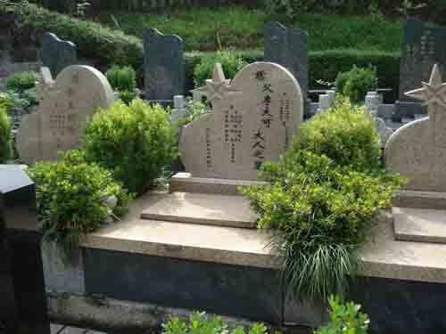 重庆九龙坡龙台山陵园 第3张