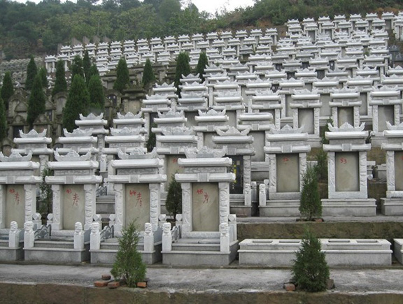 重庆九龙坡仙友山公墓 第6张