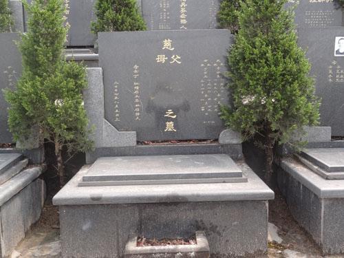 重庆巴南区龙望山公墓 第9张