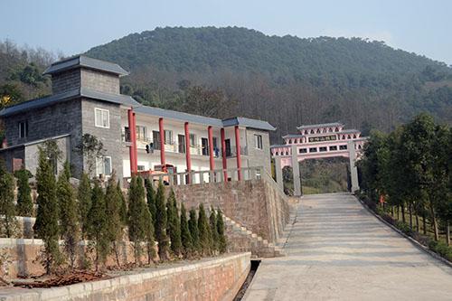 重庆九龙坡奇峰山陵园 第12张