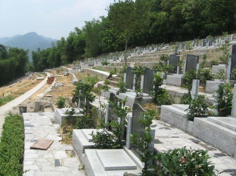 重庆巴南区燕尾山公墓 第21张