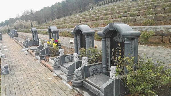 重庆江津区福山陵园 第7张