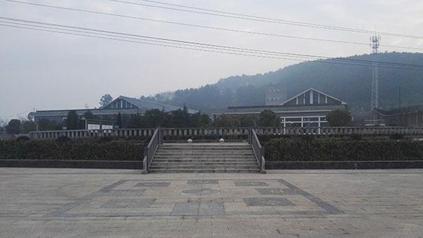 重庆南川佛灵寺陵园 第3张