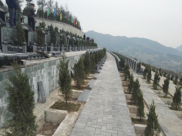 重庆市江津区千福山陵园 第7张