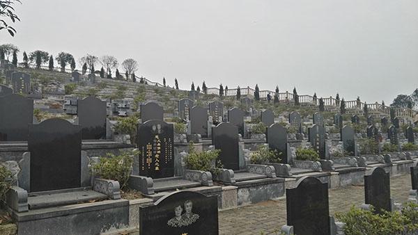 重庆江津区福山陵园 第8张