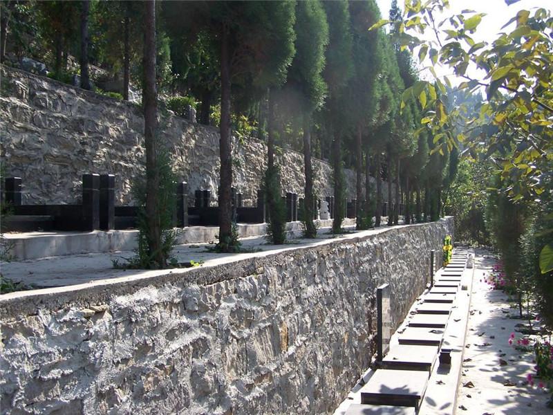 重庆南山龙园A公墓,市民政局批复的大型正规合法永久性公墓 第3张
