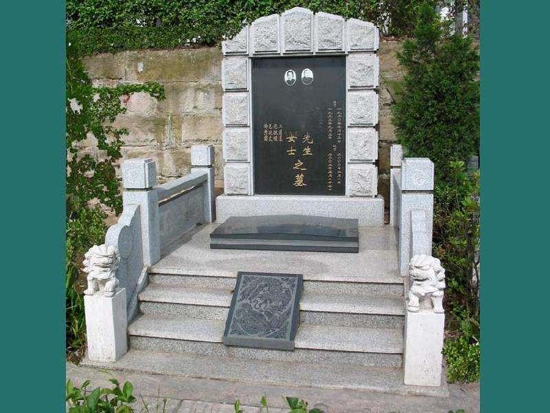 重庆木洞镇宝山公墓单人/双人墓地-是一座绿色生态花园式公墓 第4张