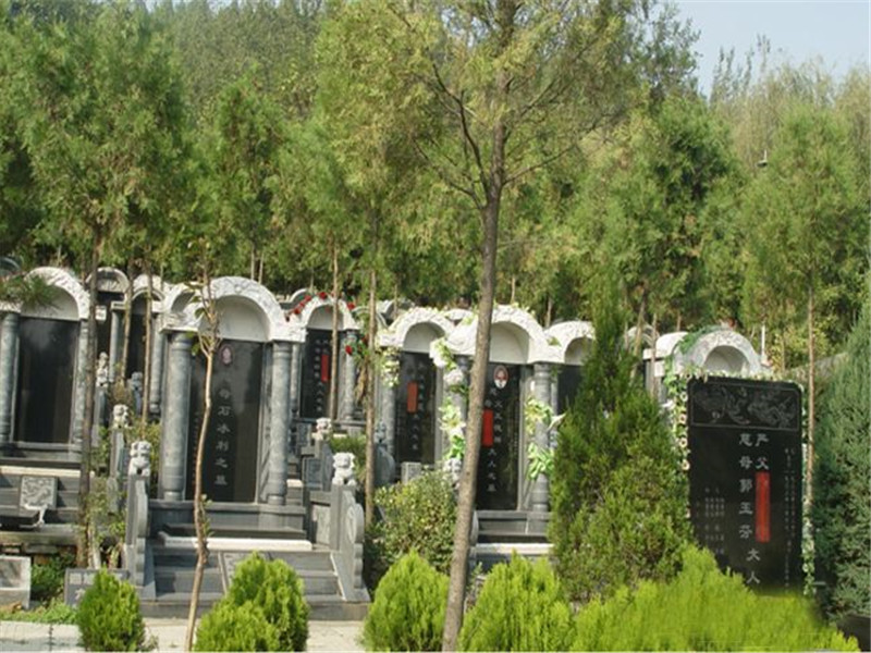 重庆龙望山公墓单人/双人墓地-是一座绿色生态花园式公墓 第3张