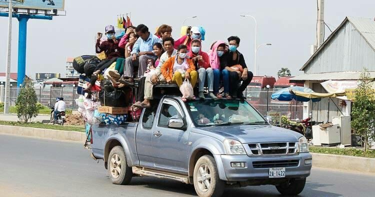 柬埔寨版清明节——亡人节 第2张