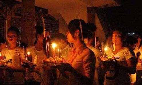 柬埔寨版清明节——亡人节 第13张
