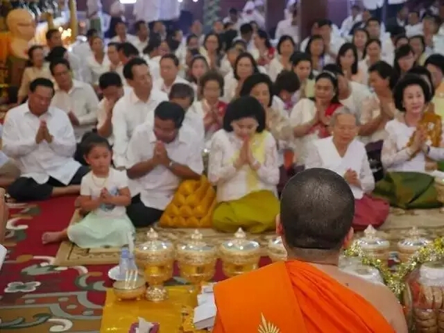 柬埔寨版清明节——亡人节 第11张