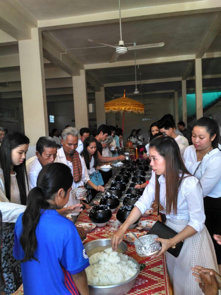 柬埔寨版清明节——亡人节 第7张