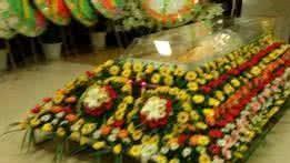 重庆梁平区丧事服务白事一条龙服务花圈出售灵堂搭建 第3张