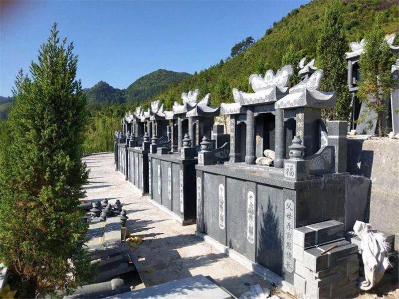 重庆金银山公墓免费接送看墓地的车电话 购墓指导 第4张