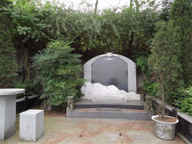 重庆金银山公墓免费接送看墓地的车电话 购墓指导 第2张