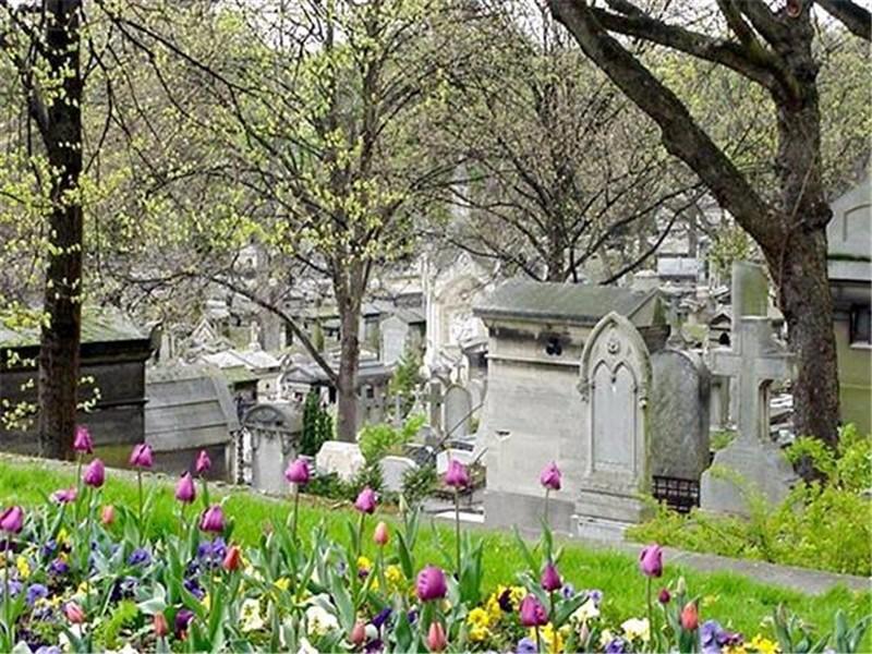 重庆灵安陵园单人/双人墓地-是一座绿色生态花园式公墓 第4张