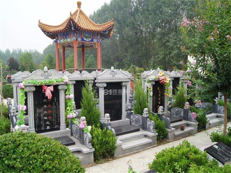 重庆灵安陵园公墓,市大型公益性公墓(价格亲民) 第1张