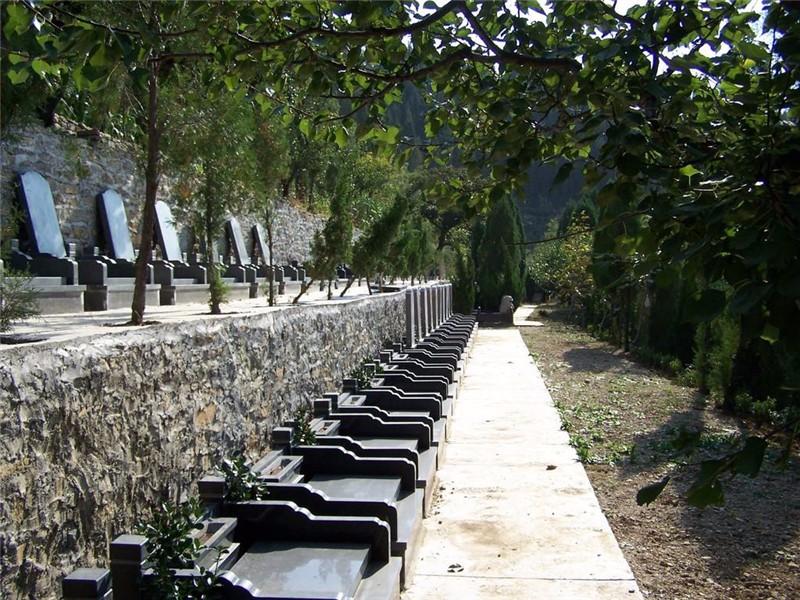 重庆艮灵山公墓A公墓地址在什么地方,是正规合法公墓吗 第2张