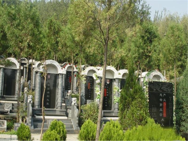 重庆仙居山陵园全市性价比较高的墓地 环境好,全年管理维护 第1张